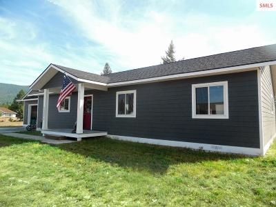 Bonners Ferry Single Family Home For Sale: 13 Conrad Place