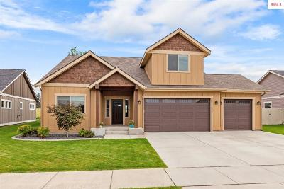 Rathdrum Single Family Home For Sale: 14094 N Pristine