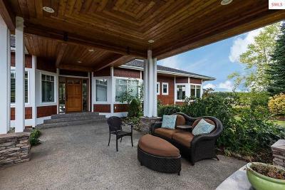 Sagle  Single Family Home For Sale: 66 Tam Tam Dr