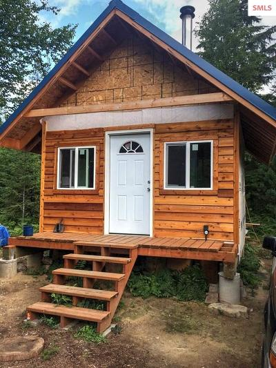 Sandpoint Single Family Home For Sale: 250 Sitting Bull