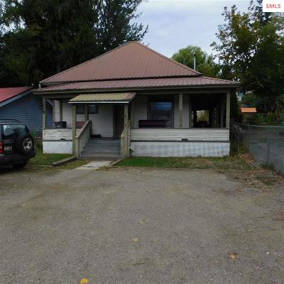 Priest Lake, Priest River Single Family Home For Sale: 6115 Highway 2