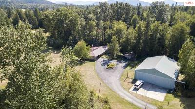 Sandpoint Single Family Home For Sale: 34 Sky Ranch Drive