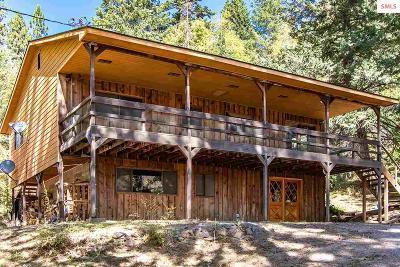 Sagle Single Family Home For Sale: 31 Midlake