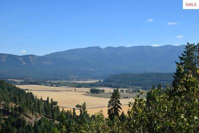 Bonners Ferry Residential Lots & Land For Sale: Parcel 7 Sunrise Rd