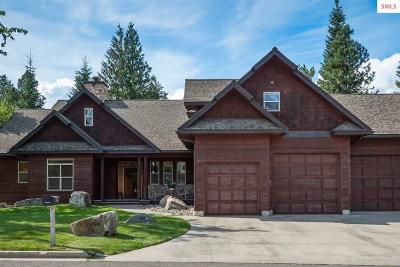 Sandpoint ID Single Family Home For Sale: $649,000