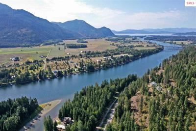 Clark Fork Residential Lots & Land For Sale: Nna Frontage Rd. Lots 6,7,11,12