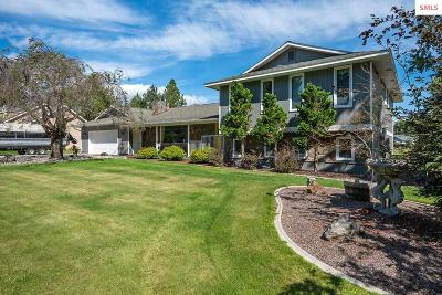 Sandpoint  Single Family Home For Sale: 429 Ponder Point Dr