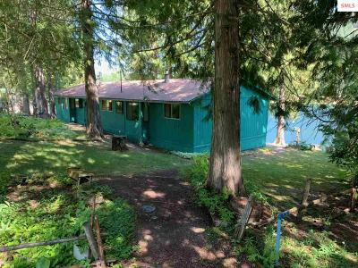 Cusick Single Family Home For Sale: 554 Hazel Street
