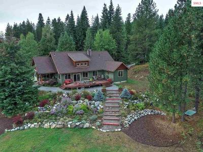 Newport Single Family Home For Sale: 6034 Spring Valley