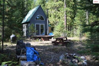 Sandpoint ID Single Family Home For Sale: $85,000