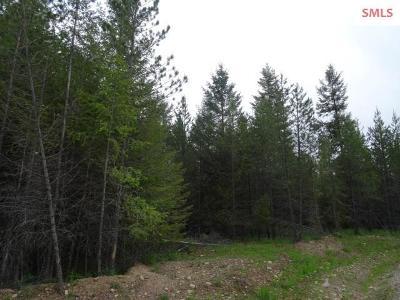 Priest River Residential Lots & Land For Sale: Nna Belknap (Lot 4)