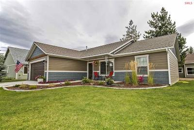 Sandpoint Single Family Home For Sale: 311 Creektop Ln