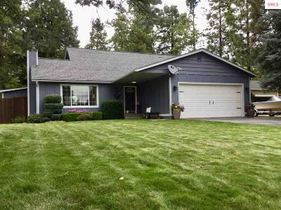 Sandpoint Single Family Home For Sale: 1730 Hickory Street