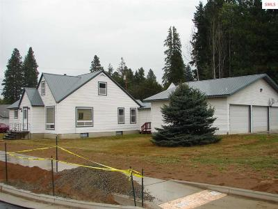 Bonners Ferry Single Family Home For Sale: 6963 Main