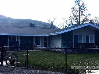 Asotin Single Family Home For Sale: 4423 Asotin Creek Road