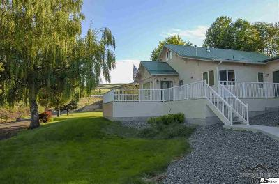 Lewiston Single Family Home For Sale: 33698 Slickpoo Rd