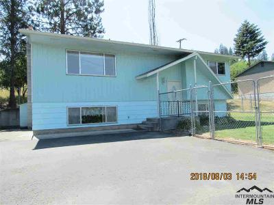 Kamiah Single Family Home For Sale: 132 Pine Road