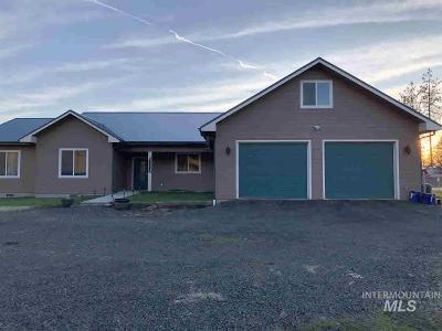 Kamiah Single Family Home For Sale: 311 Beaverslide Rd