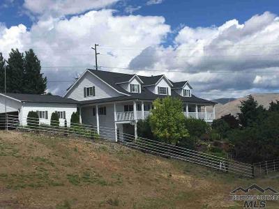 Single Family Home For Sale: 1441 Pound Lane