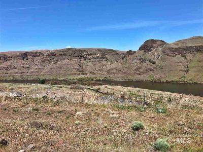 Asotin Residential Lots & Land For Sale: 1493 River Ridge Drive