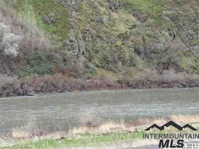 Asotin Residential Lots & Land For Sale: Snake River Road