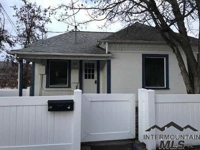 Lewiston Multi Family Home For Sale: 509 Park Street