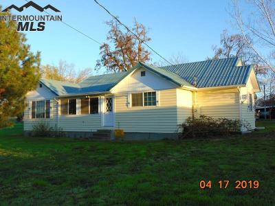 Single Family Home For Sale: 1433 Highland Ave