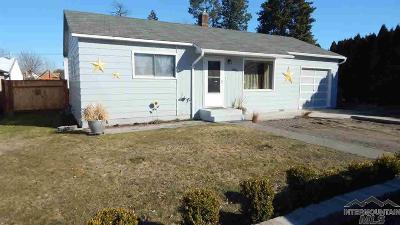 Single Family Home Contingent Finance: 1035 14th St.