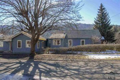 Orofino Multi Family Home For Sale: 117 D St