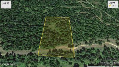Lenore Residential Lots & Land For Sale: 12 Bland Road