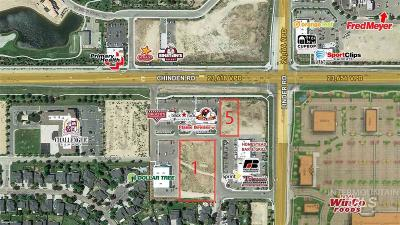 Meridian Commercial For Sale: Linder & Chinden