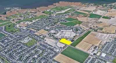 Nampa Residential Lots & Land For Sale: 905 S Middleton Road