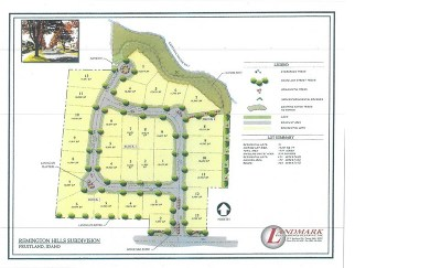 Fruitland Residential Lots & Land For Sale: W 1st St