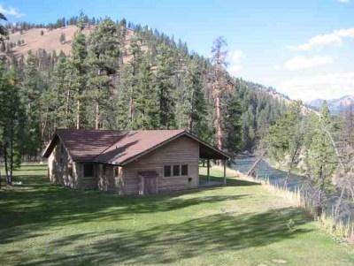 Cascade Single Family Home For Sale: 27 Pistol Creek Ranch