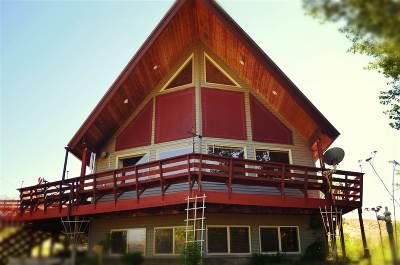 Weiser Single Family Home For Sale: 956 Mann Creek Rd