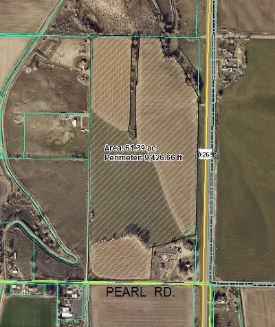 Parma Farm & Ranch For Sale: Hwy 95 & Pearl Rd