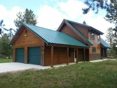 McCall Single Family Home For Sale: 773 Chad Loop