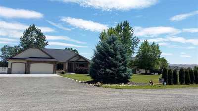 Emmett Single Family Home For Sale: 408 W Idaho Blvd