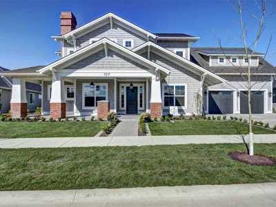 Boise, Eagle, Garden City, Kuna, Meridian, Middleton, Nampa, Star, Caldwell Single Family Home For Sale: 609 S Brentbrook Lane