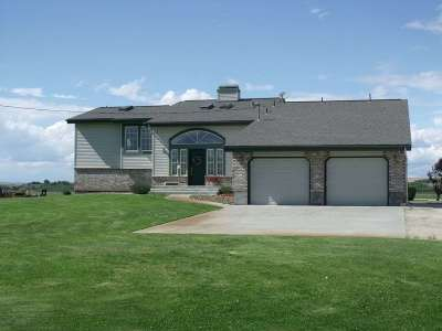 Emmett Single Family Home For Sale: 5595 Cascade Road