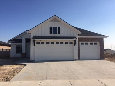 Meridian Single Family Home Back on Market: 3485 W Lesina St