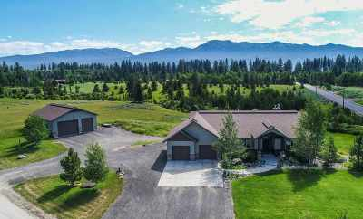 McCall Single Family Home For Sale: 14 Elkhorn Ranch Rd