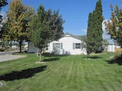 Twin Falls Single Family Home Back on Market: 2916 E 3600 N