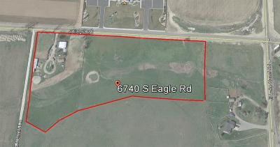 Meridian Residential Lots & Land For Sale: 6740 S Eagle