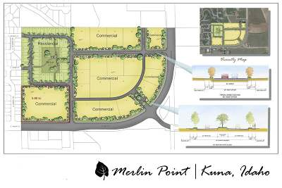 Kuna Residential Lots & Land For Sale: S Kuna