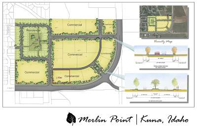Kuna Residential Lots & Land For Sale: S Kuna Rd