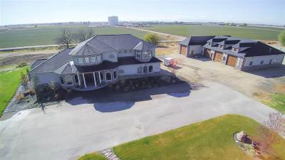 Nampa Single Family Home For Sale: 9099 McMillan Road