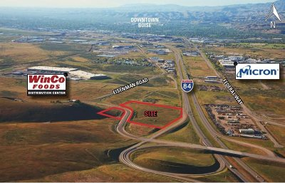 Boise Residential Lots & Land For Sale: 10026 Eisenman