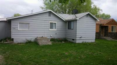 Gooding ID Single Family Home For Sale: $79,900