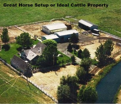 Meridian Farm & Ranch For Sale: 8820 S Stewart Road